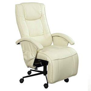 Pvnowjh Sillón de Oficina Silla de Oficina Ajustable reclinable Belleza turística cómodas sillas Silla de Oficina Ejecutivo ergonómico con apoyabrazos Acolchado Silla Ergonómica