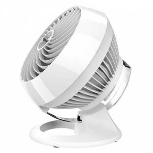 Vornado 460 Compact Whole Room Air Circulator, White