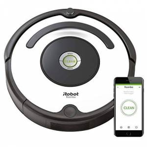 iRobot Roomba 670: Wi-Fi Connected Robot Vacuum NEWEST 600 series model