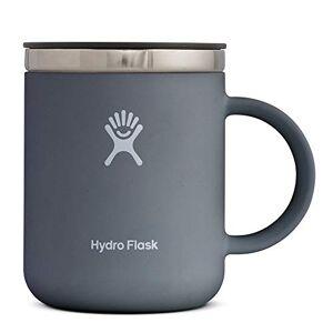 Hydro Flask Taza de café de viaje de 12 onzas, acero inoxidable y aislado al vacío, tapa a presión, varios colores, Casual, Piedra, 12 oz (354 ml), 1