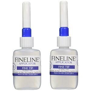 Fineline Applicators Fineline aplicador 20Gauge-1.25onzas 2/Pkg