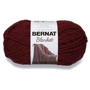 Spinrite Bernat Lana para cobija, Púrpura, Ciruela (, Big Ball, 1