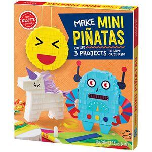 Klutz Make Mini Pinatas, 20,57 x 22,86 x 3,04 cm, Multicolor