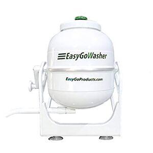 EasyGoProducts EGP-LAU-012 EasyGo Lavadora portátil portátil para Uso Manual, Color Blanco