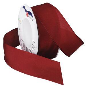 Morex Dream Wired Taffeta Ribbon Spool, 1-1/2-Inch by 22-Yard, Garnet