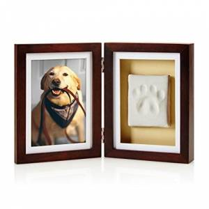 Pearhead Our Pawprints Desktop Frame