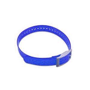 Garmin Replacement Collar Strap Blue