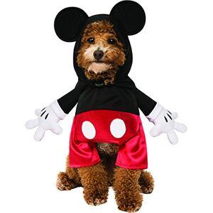 Rubie's Disney: Mickey Mouse & Friends Disfraz de mascota, Mickey Mouse, XL