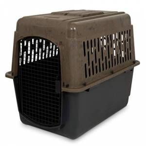 """PETMATE Ruffmaxx Camouflage Pet Kennel, 40-"""" 70 to 90-Pound"""