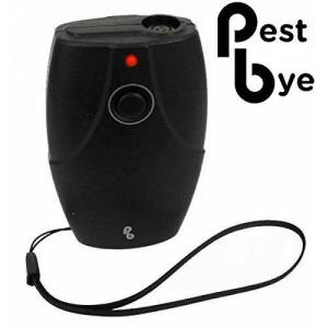 Pestbye Advanced Portable Sonic Dog Repeller by