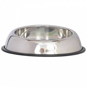 Iconic Pet Easy Feed High Back Pet Bowl for Dog or Cat (64 oz 8 cup)
