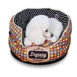 XIMINGJIA Lindas Mascotas, Perrera Totalmente Lavable, Perros pequeños y medianos, Perrera, Golden Retriever Kennel (Color : Corn Velvet, Size : 60 * 60 * 24)