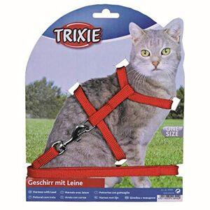 TRIXIE Kitten Harness with Leash, Reflective, Nylon
