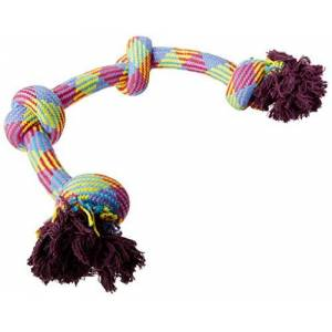 MAMMOTH Pet Toy, Braid's 4 Knot