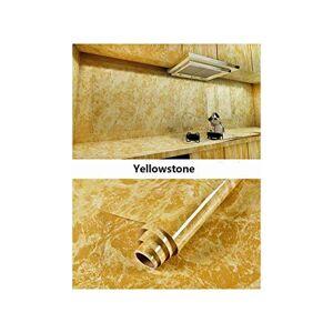 brown78 De vinilo impermeable de PVC del papel pintado imitación de mármol patrón etiquetas auto-adhesivo del papel pintado actualización Muebles Gabinete de baño, Como Shown7,60Cmx1M