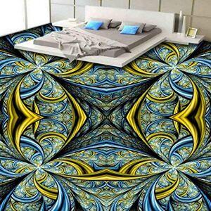 Dalxsh Resumen Patrón Murales Dormitorio Sala De Estar Hotel Piso Papel Pintado Hd Mural-350X250Cm