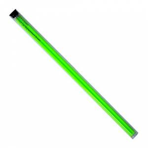 ShopStraw Shp0H # SS-10B  10 Inch Neon Green Aerosol Can Replacement Straws,