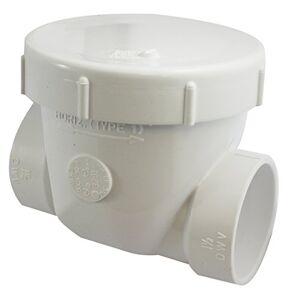 Canplas (CANPE) Canplas 223281W PVC Backwater Valve, 1-1/2-Inch