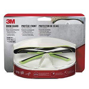 3M Safety Gafas deportivas inspiradas, transparentes, antivaho (47100-WZ4)