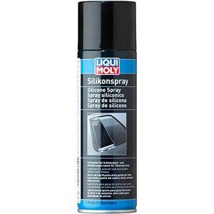 """Liqui Moly Silicone Spray Aerosol de silicona concentrada para lubricación""""limpia""""."""