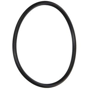 uxcell 63mm externa Dia 3mm espesor sello de aceite O juntas de anillos (10piezas), color negro