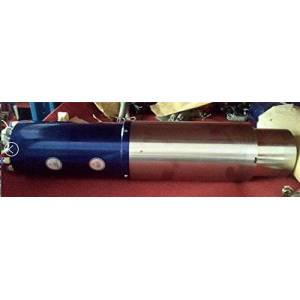Gowe ATC Spindle Motor 18000rpm 7,5kw 380V 14,9A 600Hz 150478mm BT30water-cooled para Maching Centro sds150-30-18z-7.5