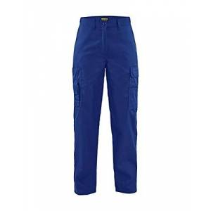 Blaklader 712018008500C34Mujer Pantalones Tamaño 27/32(Métricas Tamaño C34) en azul