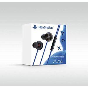 """Sony 9895138 Biauricular Dentro de oÃ""""do Negro, Azul Auricular con micrófono Auriculares con micrófono (Consola de Juegos, Biauricular, Dentro de oÃ""""do, Negro, Azul, Alámbrico, Intraaural)"""