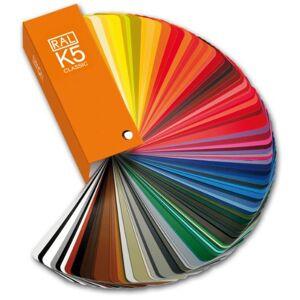 K5 RAL  Classic Colour Guide semi-matte by