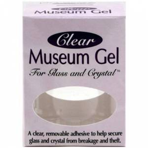 Quakehold! Ready America 33111 Museum Gel, Clear