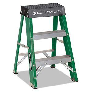 Louisville 2 ft. Fiberglass Step Ladder