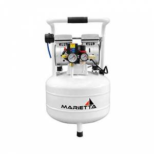 Marietta Compresor de Aire Sin Aceite  30 Litros 105 LPM
