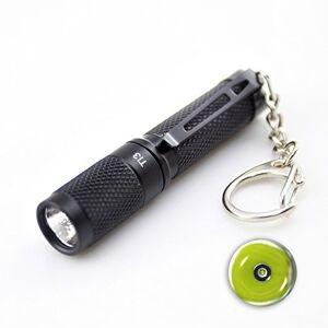 ThruNite ® Mini llavero con linterna LED de la serie T Ti3 NW