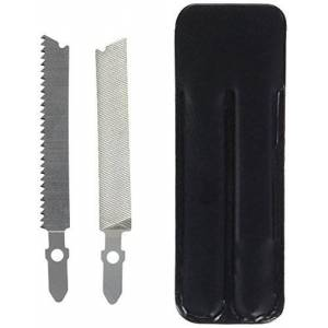 Leatherman Saw & File Replacement Blk Slv