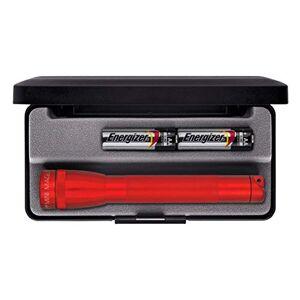 Maglite Mini linterna incandescente AA de 2 celdas, color negro