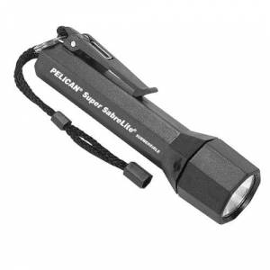 Pelican 2000 Black Sabrelite 3C Xenon Flashlight