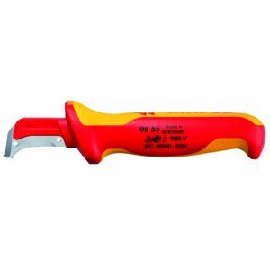 KNIPEX Tools  Cuchillo desmantelador, 1000 V aislado (9855)