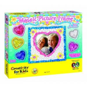 Faber-Castell Mosaic Picture Frame