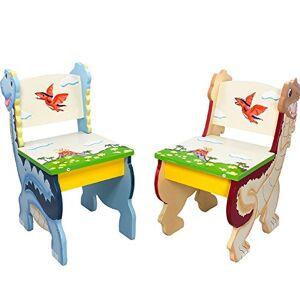 Teamson Design Corp Fantasy Fields, Reino de Dinosaurios, Multicolor