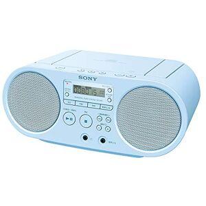 Sony Radio CD ZS-S40: FM / Am / FM Ancho L Correspondiente S40 ZS-Azules