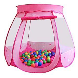 SPCC (TLMT) Juegos for niños en interiores y exteriores Tienda de campaña Juguetes y juegos Casa de juegos Juego de juguetes for niños Casa for niños Juego for tiendas de campaña (No se incluye una bola pe