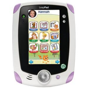 LeapFrog Enterprises LeapFrog LeapPad1 Explorer Learning Tablet, pink by LeapFrog