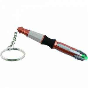Underground Toys Doctor Who Sonic Screwdriver Key Chain