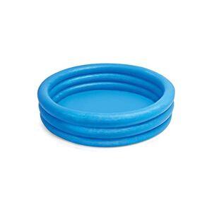 "Intex FBA_58446EP Crystal Blue Kids Outdoor Inflatable 66"" x 15""Swimming Pool, Beige, 8"