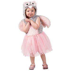 Disfraz de Princesa paraíso Odette el búho para niño, como se Muestra, De 6 a 12 Meses