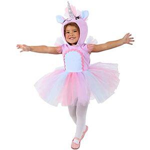 Princess Pastel Unicorn Dress Child'S Costume, X-Small