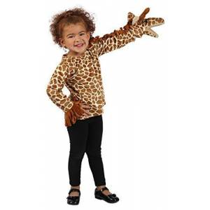 Princess Disfraz Infantil de Jirafa para niño, 18 Meses  2 niños pequeños