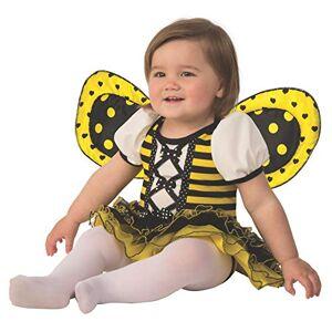 Rubie's Disfraz infantil de abejita ocupada para niños, como se muestra