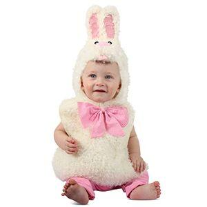 Princess Disfraz Infantil de Conejo de Princesa Paradise Gingham, Disfraz de Conejo de Cuadros para niños, como se Muestra, De 6 a 12 Meses