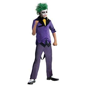 Rubie's DC Super Villains Disfraz de Joker, Un Solo Color, Child Medium
